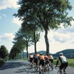 Allee im Sauerland Radmarathon Lüdenscheid