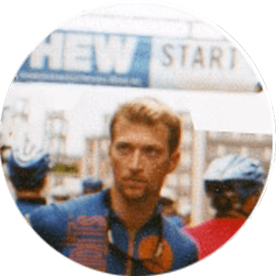 Heinrich am Start der HEW Cyclassics