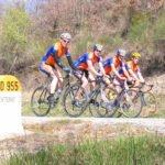 Vierergruppe Südfrankreich 2005